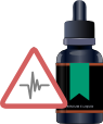 Health Risks Related to Your Vape Juice/E-Liquid icon