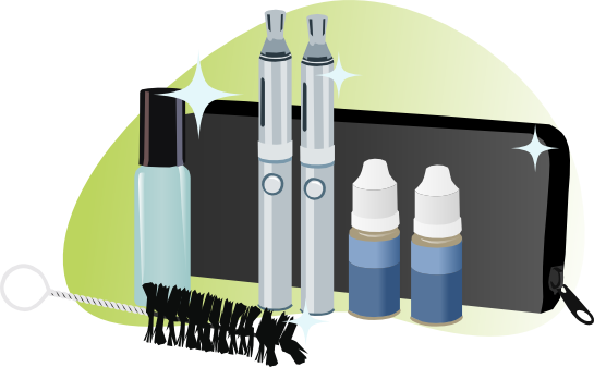 Vaping Risks Related to not Using Clean Gear