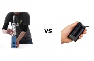 Desktop vs Portable Vaporizers