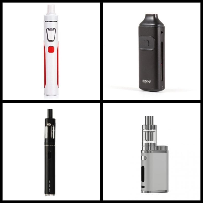 Vape Pens for E-Liquid