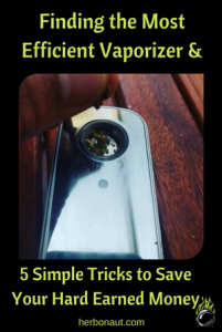 Most Efficient Vaporizer
