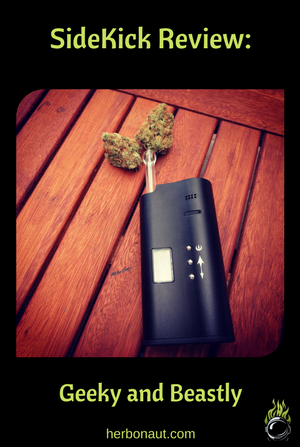 SideKick Vaporizer Review