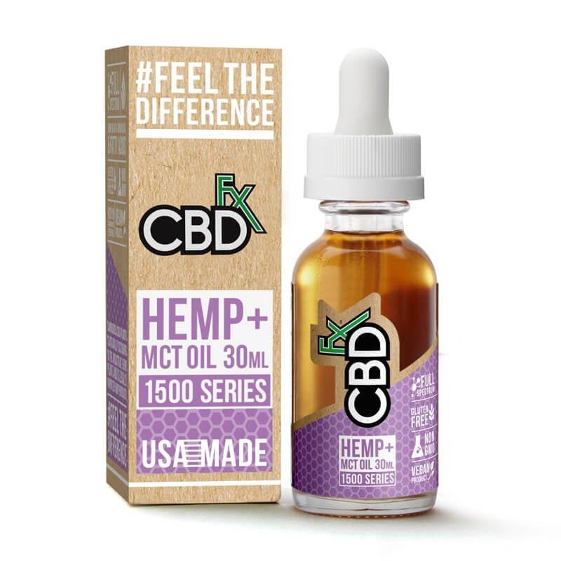 CBDfx CBD Oil