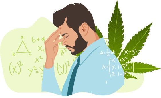 Acute Effects of Marjuana on Cognition
