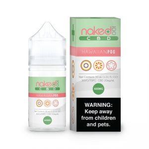 Naked 100 CBD E-Liquid