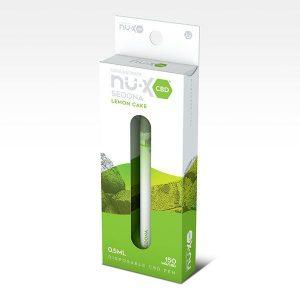 Nu-X Disposable CBD Vape Pen