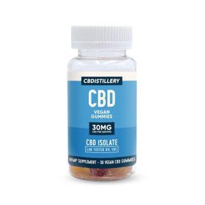 CBDistillery-Gummies