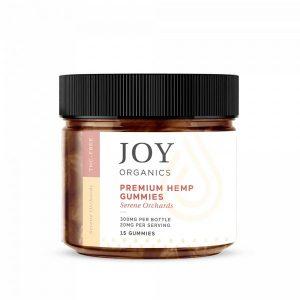 Joy Organics Broad Spectrum Gummies