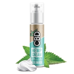 CBDfx CBD Cream For Muscle & Joint: Cooling Formula 1000mg