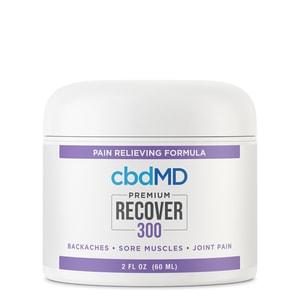 cbdMD CBD Recover Pain Relieving Formula 1500mg