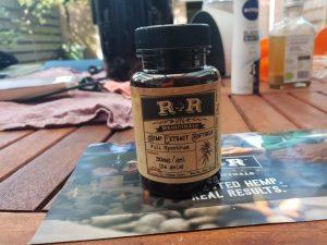R+R Medicinals Softgels