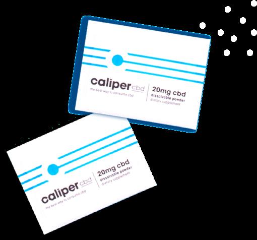 Caliper CBD Dissolvable Powder
