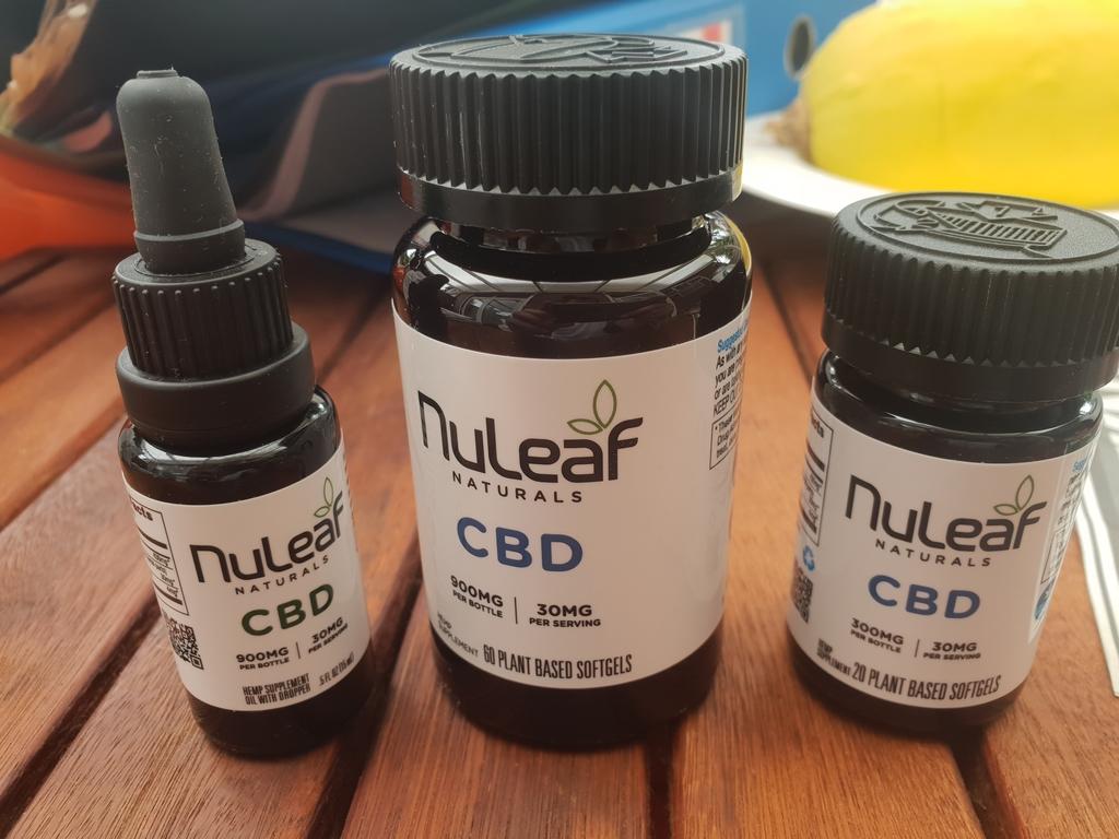 NuLeaf Naturals CBD Products