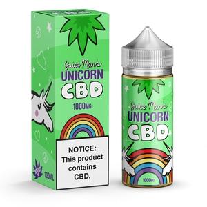 Juice Man CBD Vape Juice - Unicorn - 1000mg