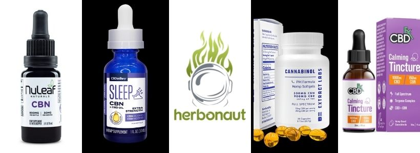 Best CBN Oil Products