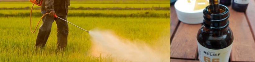 CBD and Pesticides